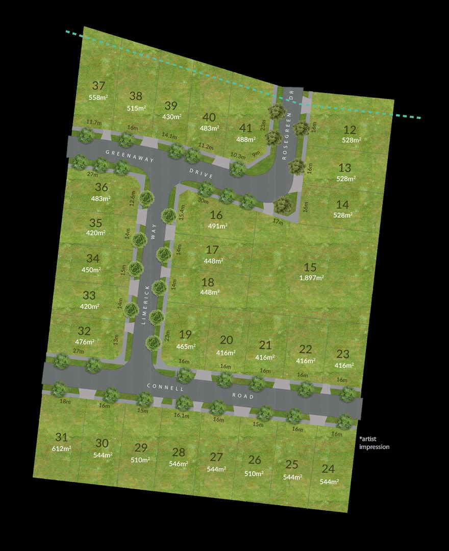 Lot 28, 50 Highgate Road, Kilmore VIC 3764, Image 1