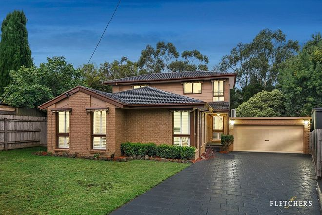 Picture of 25 Ashcombe Drive, RINGWOOD VIC 3134