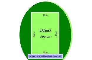 Picture of 14 Milton Circuit, Oran Park NSW 2570