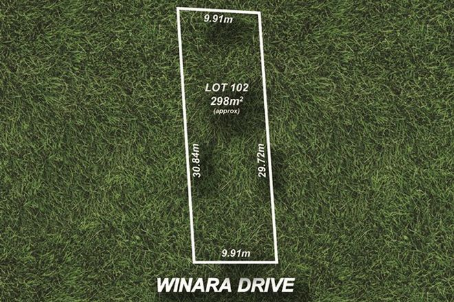 Picture of Lot 102/56 Winara Drive, INGLE FARM SA 5098
