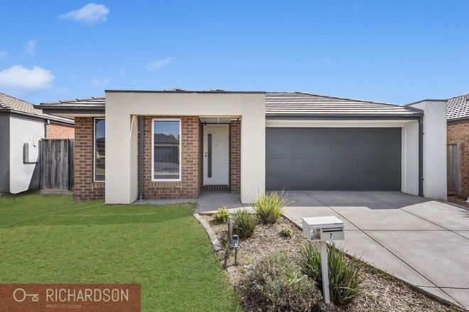 Picture of 7 Candlebark Drive, WYNDHAM VALE VIC 3024
