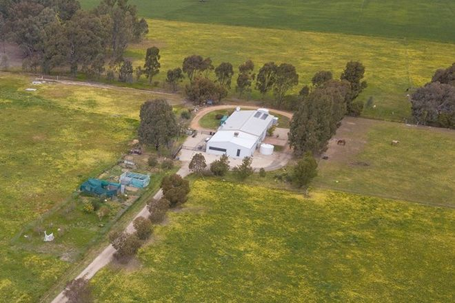 Picture of 191 Colvin Road, BOORHAMAN NORTH VIC 3685