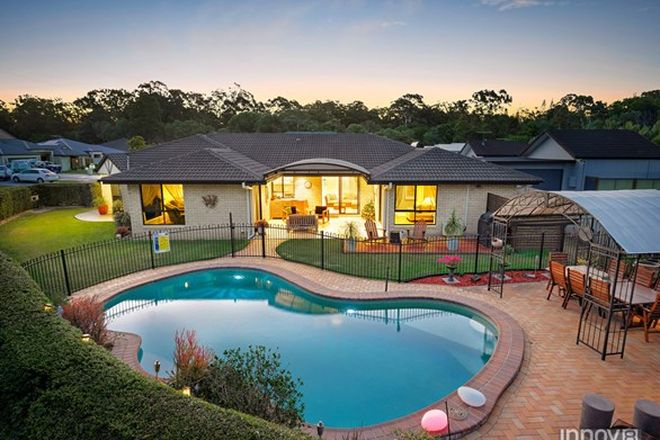 Picture of 2 King Parrot Court, CASHMERE QLD 4500