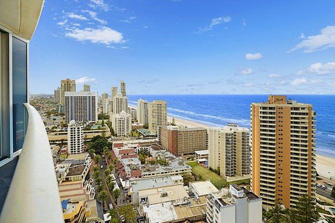 Picture of Apt 21803 'Hilton' 3113 Surfers Paradise Boulevard, SURFERS PARADISE QLD 4217