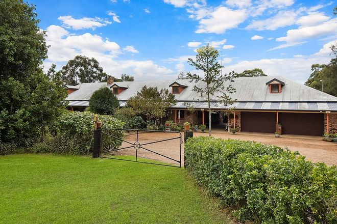 Picture of 9 Cranstons Road, MIDDLE DURAL NSW 2158
