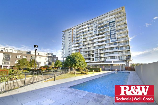 Picture of B601/35 Arncliffe Street, WOLLI CREEK NSW 2205