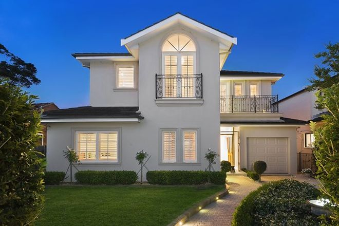 Picture of 19 Kendall Road, CASTLE COVE NSW 2069