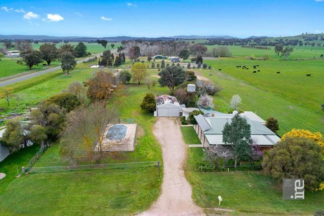 Picture of 663 Banksdale Road, HANSONVILLE VIC 3675