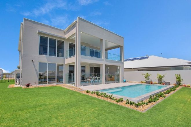 Picture of 44 Poinciana Drive, JACOBS WELL QLD 4208