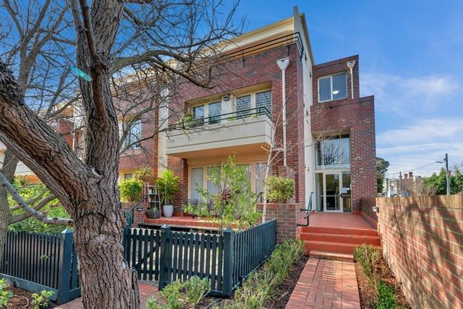 Picture of 11C Inverleith Street, HAWTHORN VIC 3122