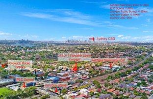215-217  Elizabeth St, Croydon NSW 2132