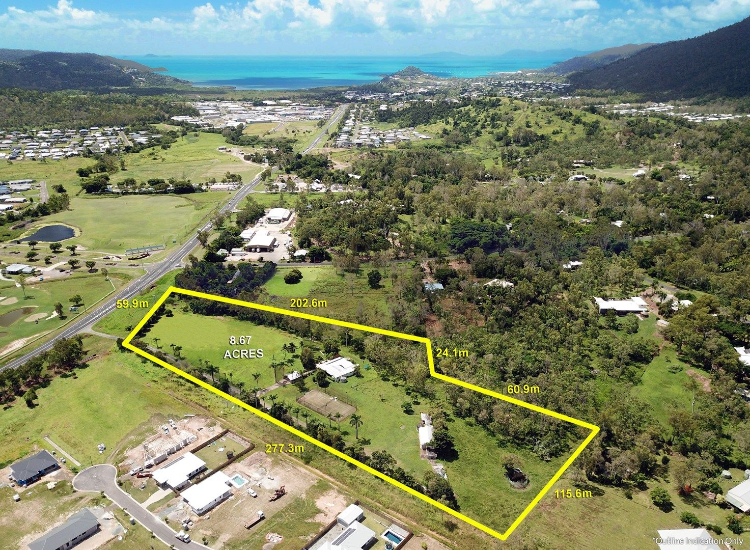 1632 Shute Harbour Road, Cannon Valley QLD 4800, Image 0