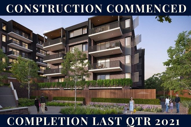 Picture of 103/59 Date Street, ADAMSTOWN NSW 2289