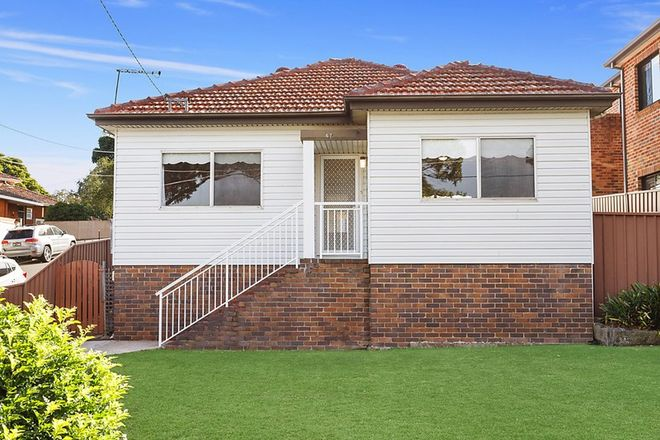 Picture of 47 Scott Street, MORTDALE NSW 2223