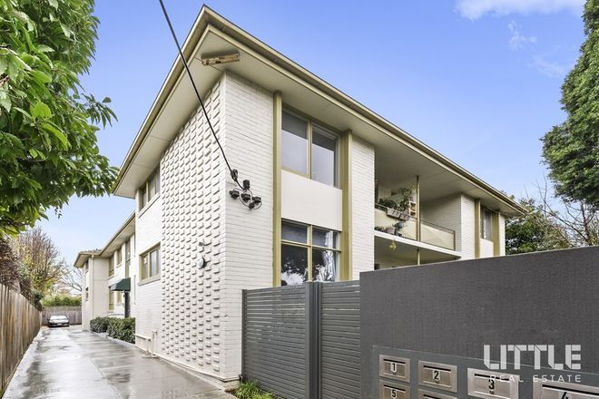 Picture of 6/15 Illawarra Road, HAWTHORN VIC 3122