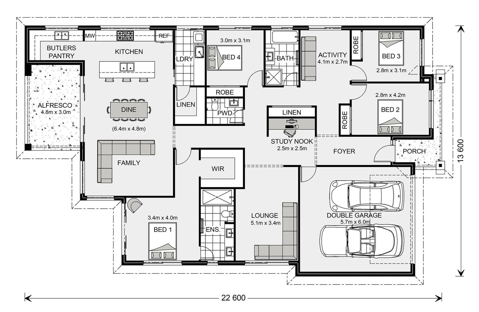 Lot 343 Stage 3 Kalina, Springfield QLD 4300, Image 1