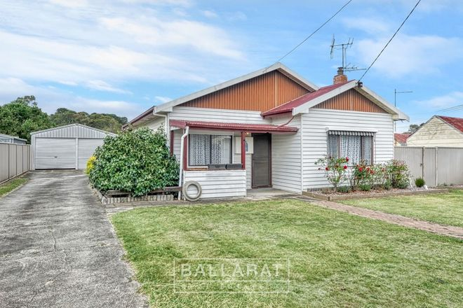 Picture of 21 Warburton Street, BEAUFORT VIC 3373