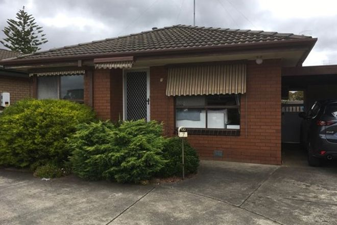 Picture of 7/209 Leith Street, REDAN VIC 3350