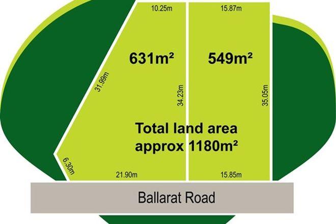 Picture of 661 Ballarat Road, ARDEER VIC 3022