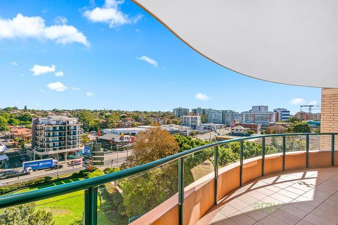 Picture of 88/8 Ashton Street, ROCKDALE NSW 2216