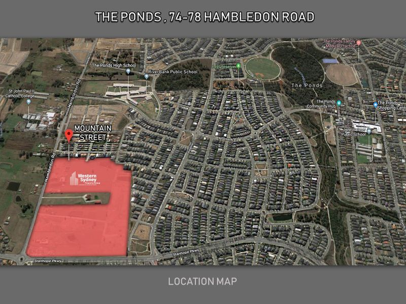 Lot 136 Mountain Street, The Ponds NSW 2769, Image 2