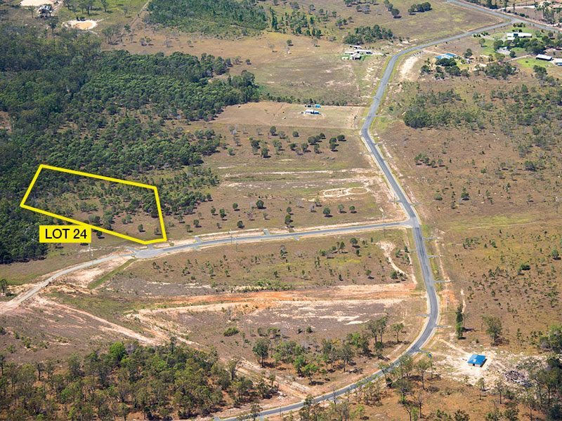 Lot 24 Wallum Froglet Court, Dunmora QLD 4650, Image 0