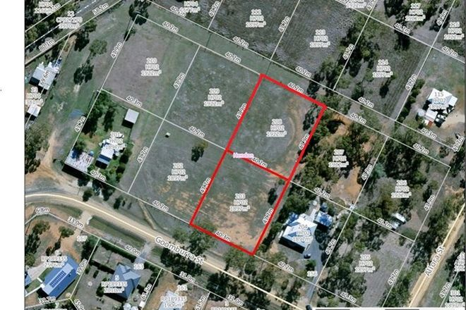 Picture of Lot 203 & 208 Goomburra Street, HENDON QLD 4362