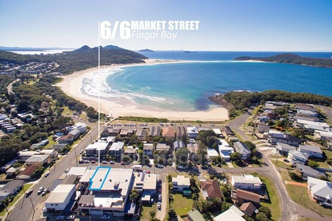 Picture of 6/6 Market Street, FINGAL BAY NSW 2315