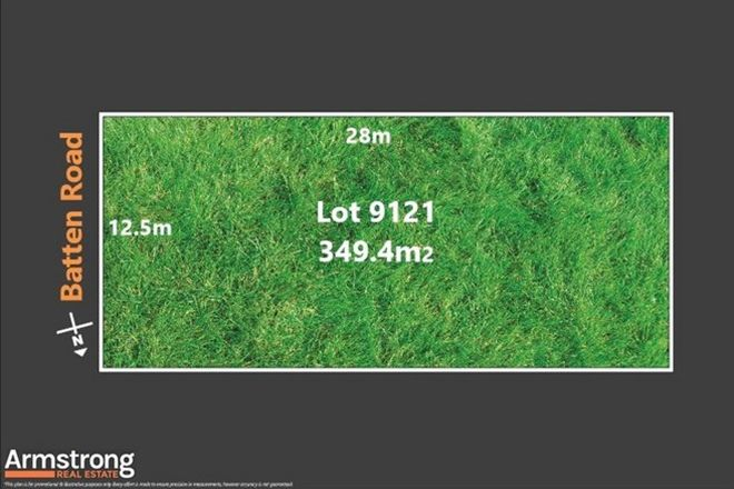 Picture of Lot 9121/184 Batten Road, ARMSTRONG CREEK VIC 3217