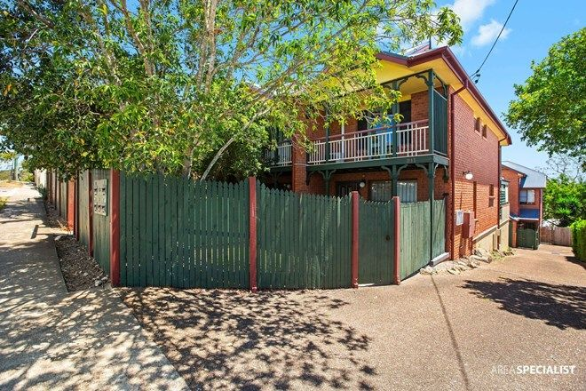 Picture of 2/211 Baroona Road, PADDINGTON QLD 4064