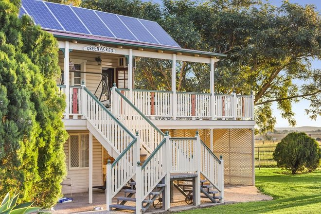 Picture of 13 Allport Road, VALE VIEW QLD 4352