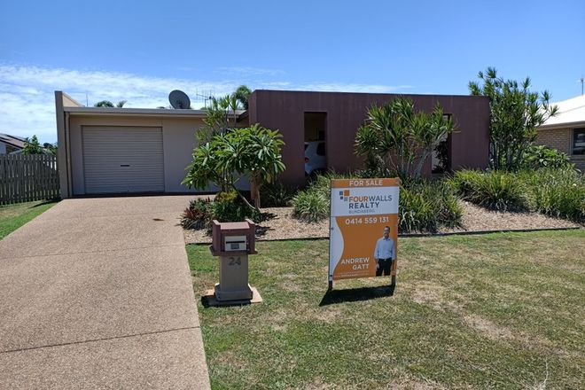 Picture of 24 Explorers Way, BUNDABERG QLD 4670