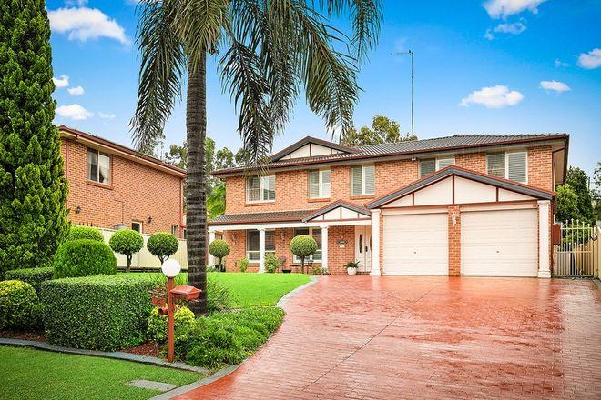 Picture of 46 Francesco Crescent, BELLA VISTA NSW 2153