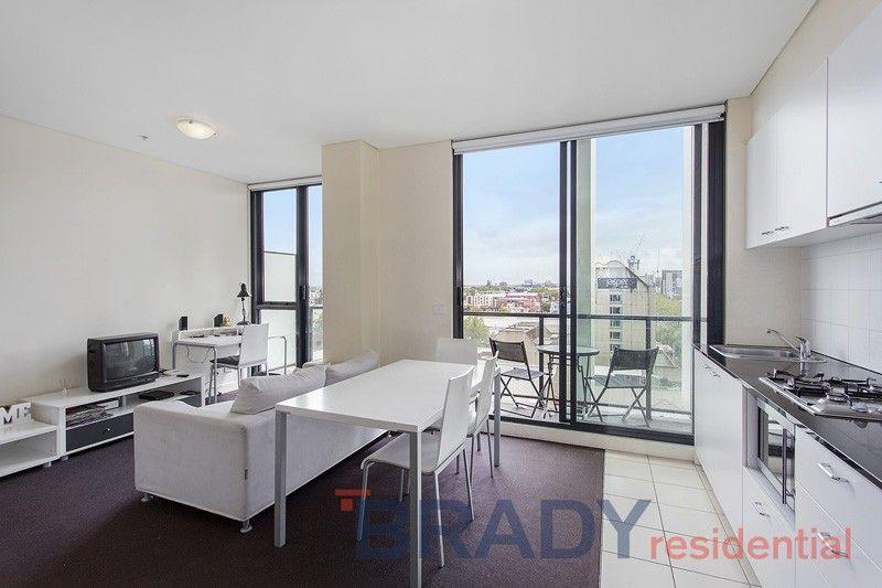 2 bedrooms Apartment / Unit / Flat in 703/455 Elizabeth Street MELBOURNE VIC, 3000