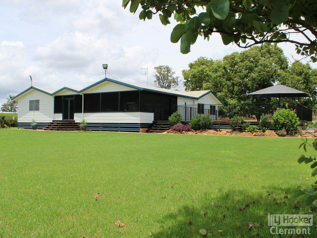 1049 Laglan Road, Clermont QLD 4721, Image 1