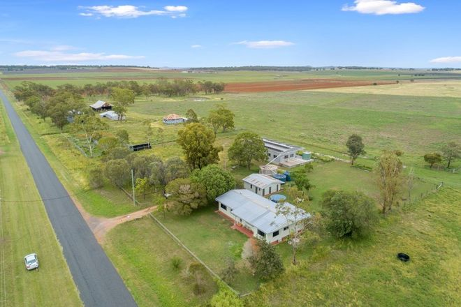 Picture of 958 Clifton-Pittsworth Road, BACK PLAINS QLD 4361