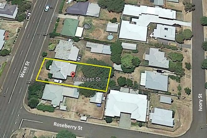 Picture of 8b West Street, NORTH TOOWOOMBA QLD 4350