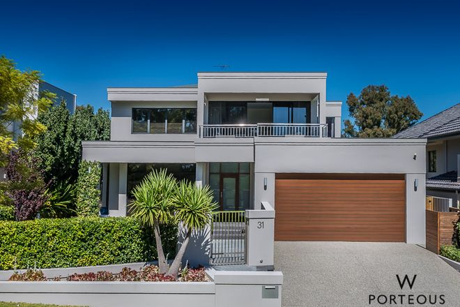 Picture of 31 Fortview Road, MOUNT CLAREMONT WA 6010