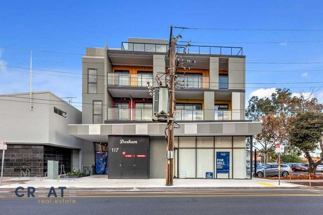 Picture of 203/117 Durham Rd, SUNSHINE VIC 3020