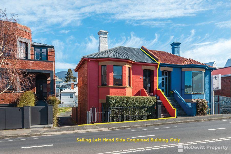 2&3/249 Sandy Bay Rd, Sandy Bay TAS 7005, Image 0