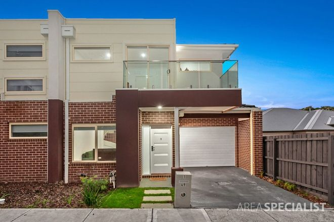 Picture of 1/49 Stawell Street, CRANBOURNE VIC 3977