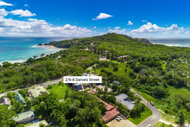 Picture of 2/6-8 Daniels Street, BYRON BAY NSW 2481