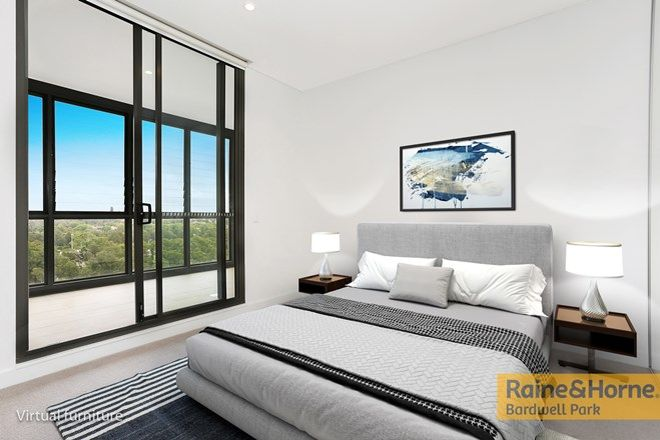 Picture of 910/20 Chisholm Street, WOLLI CREEK NSW 2205
