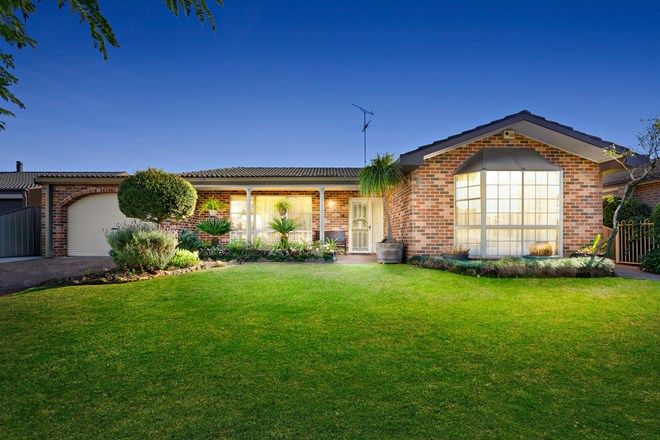 Picture of 4 Ivy Avenue, MCGRATHS HILL NSW 2756