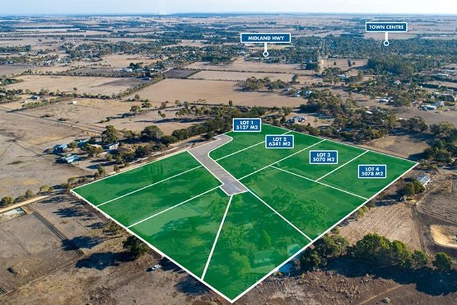 Picture of Lot 3, 97 Smith Road, LETHBRIDGE VIC 3332