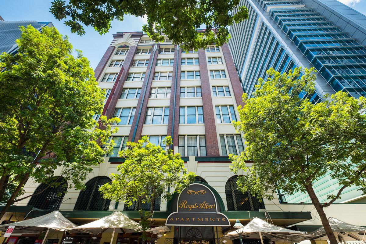 302/167 Albert Street, Brisbane City QLD 4000, Image 0