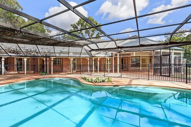 Picture of 133 Pullenvale Road, PULLENVALE QLD 4069