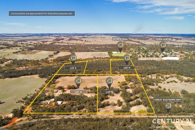 Picture of 25903 Great Southern Highway, WOODANILLING WA 6316