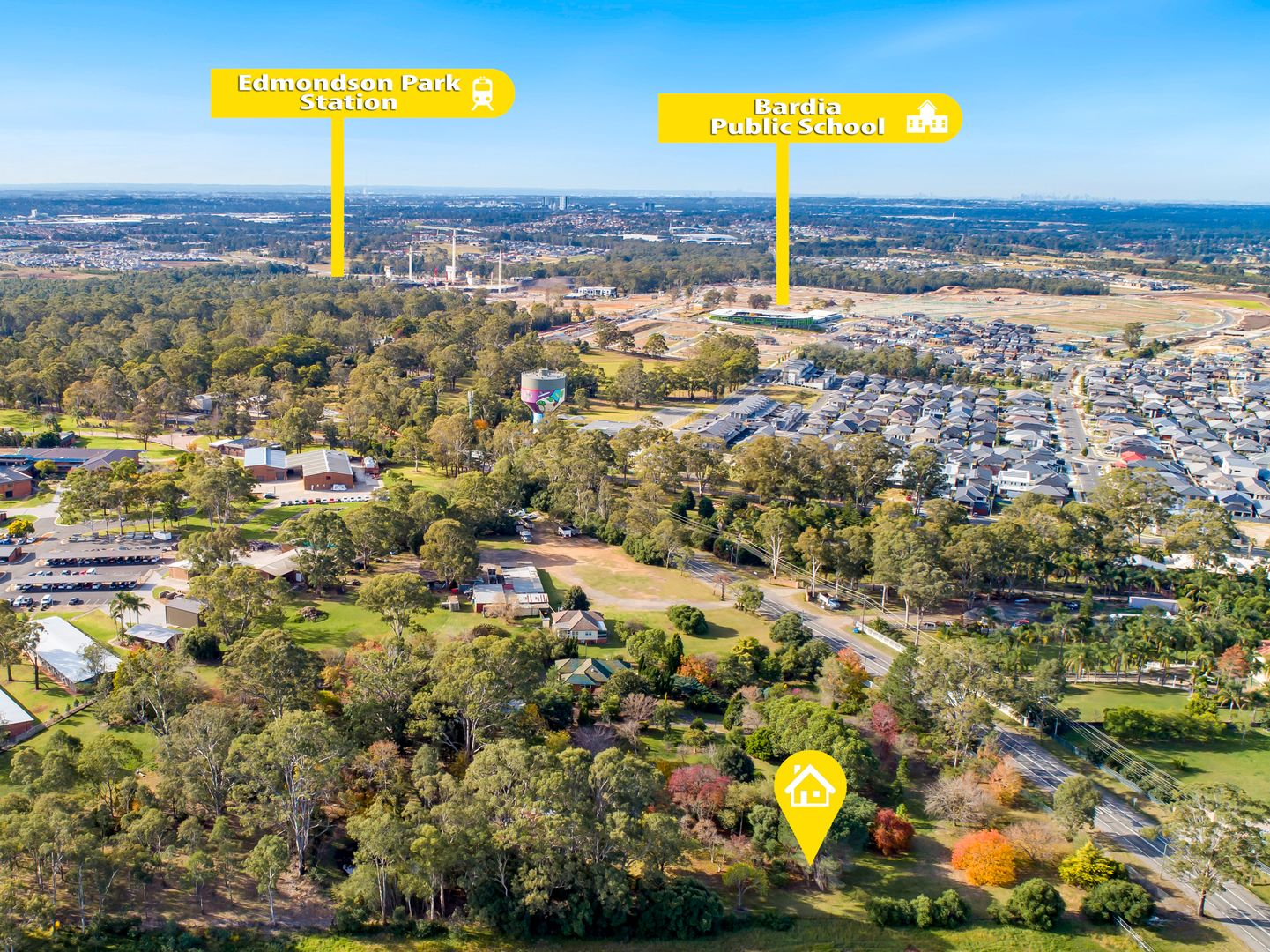 Lot 32/461 Campbelltown Road, Denham Court NSW 2565, Image 2