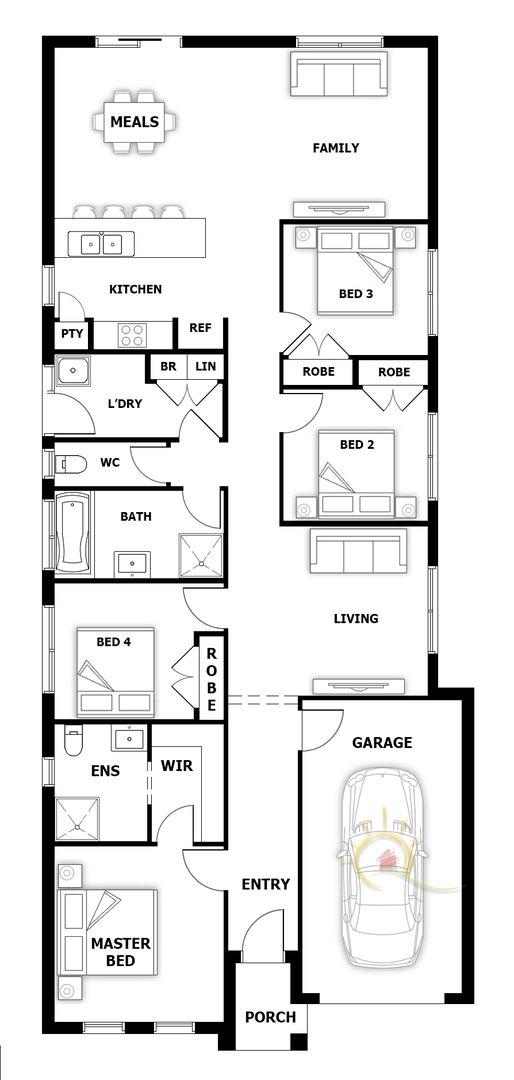 Lot 257 Dewhurst Circuit (Allanvale Estate), Cranbourne VIC 3977, Image 1